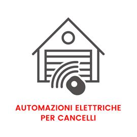 Automazioni per cancelli