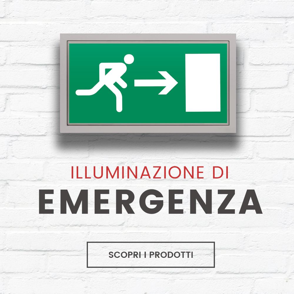 Luci di emergenza